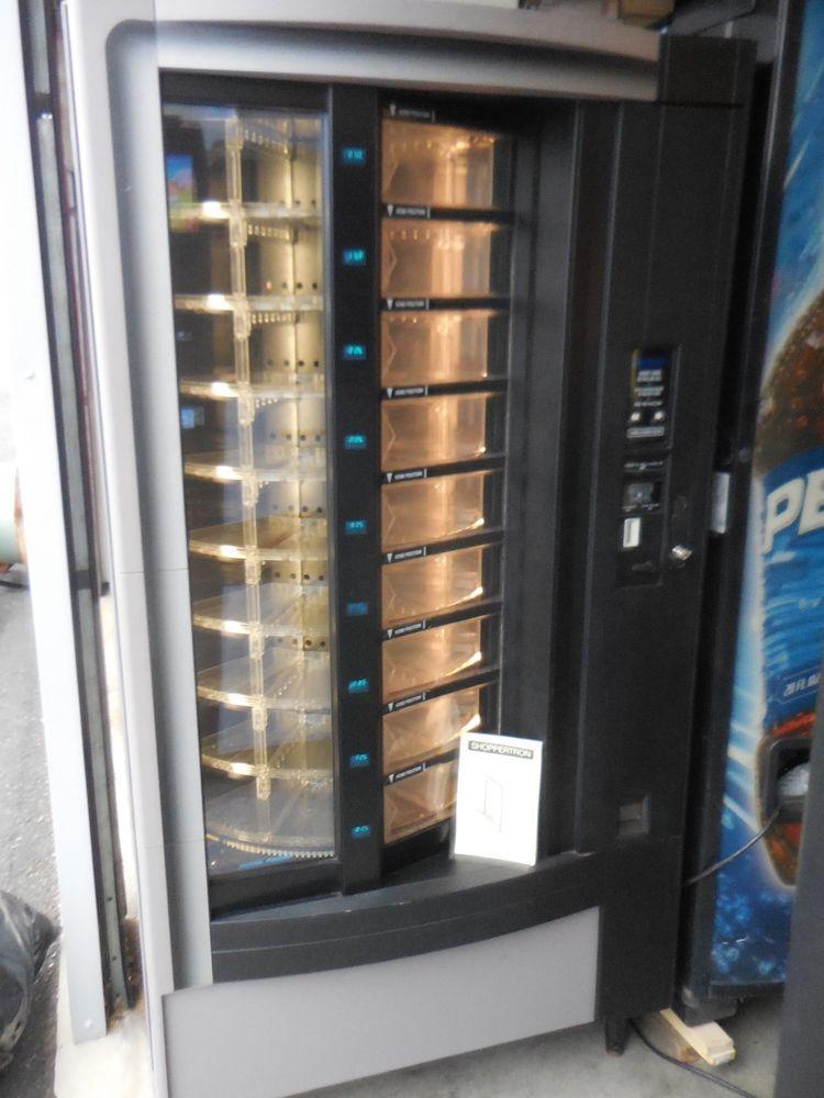 VERY NICE CRANE NATIONAL SHOPPERTRON 431 COLD FOOD ...