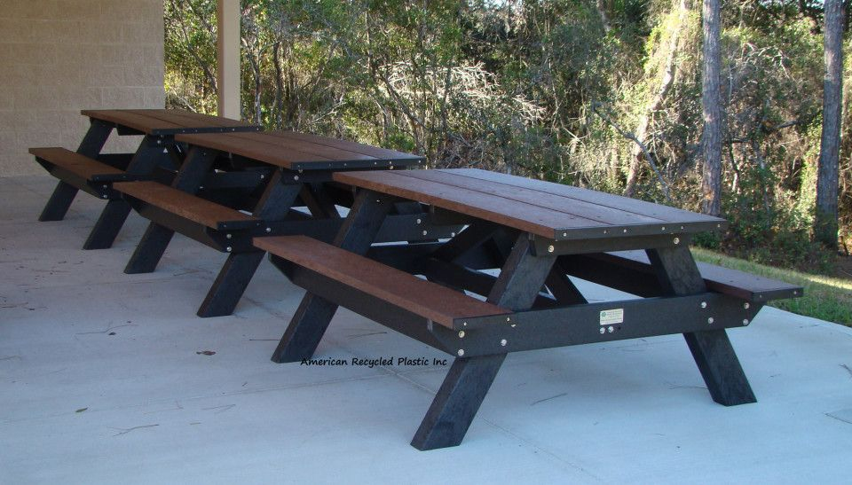 Image Result For Standard Picnic Table Size Picnic Table For - Standard picnic table size