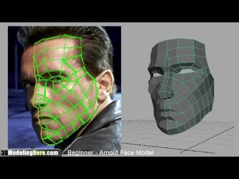 Want All Our Free 3ds Max Training Videos Download Our Free Ipad App At Http Itunes Apple Com Us App Video 3d Modeling Tutorial Face Topology Model Trains