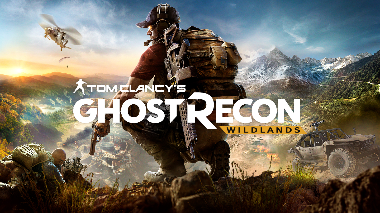 Bring Your Friends Along For The Ride Or Solo Liberate The Drug Infested Country Of Bolivia In Ghost Tom Clancy Ghost Recon Video Game Reviews Video Game Jobs