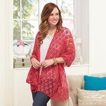 Seville Shawl Crochet Pattern - Willow Yarns