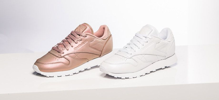 """Reebok Classic Leather """"Pearls"""" Pack"""