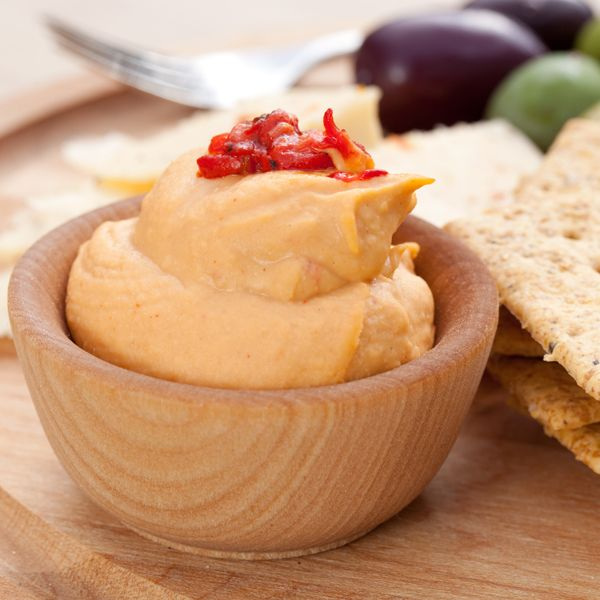 easiest hummus recipe ever  strawberry nutrition facts