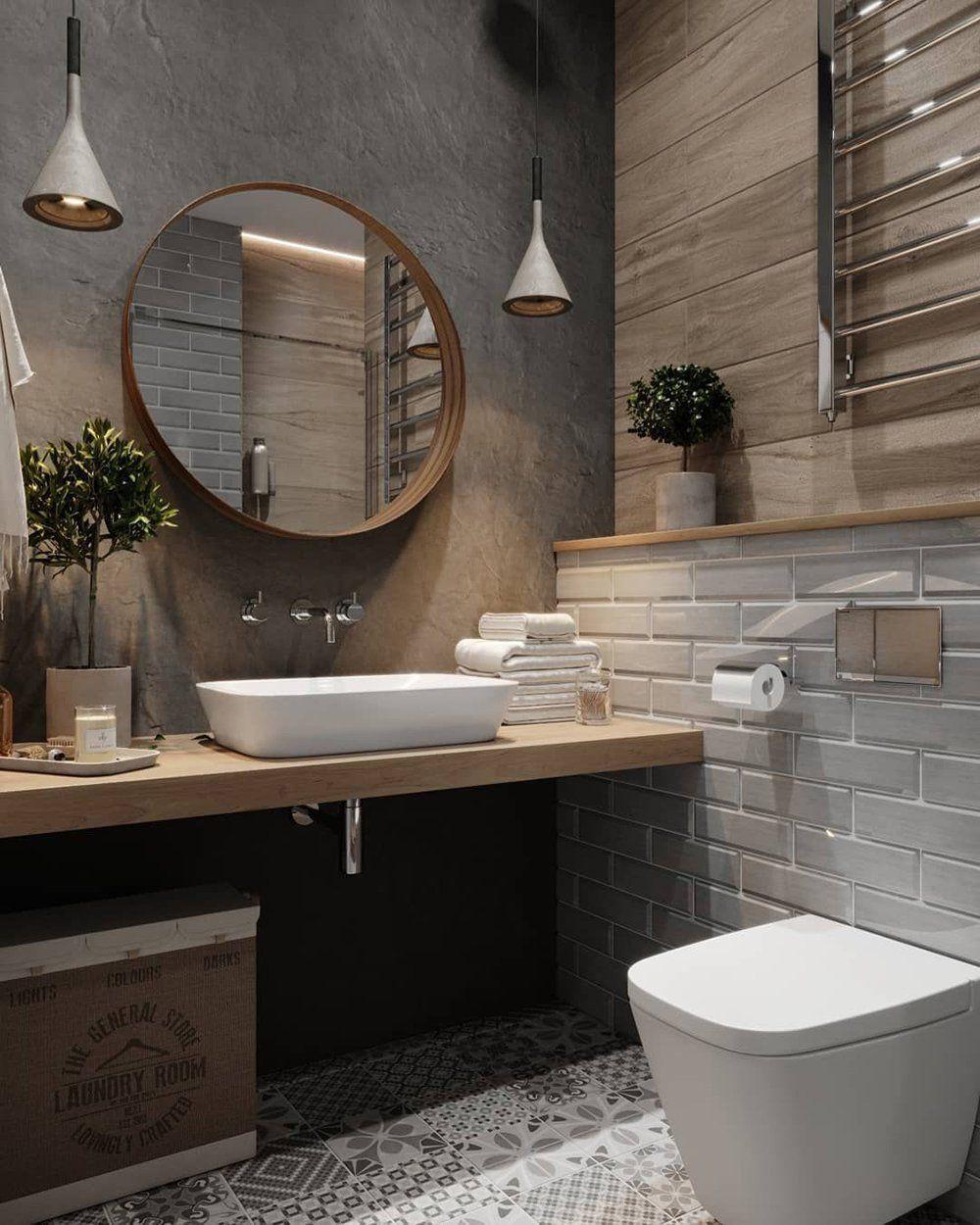 Pin Auf Small Bathroom Ideas