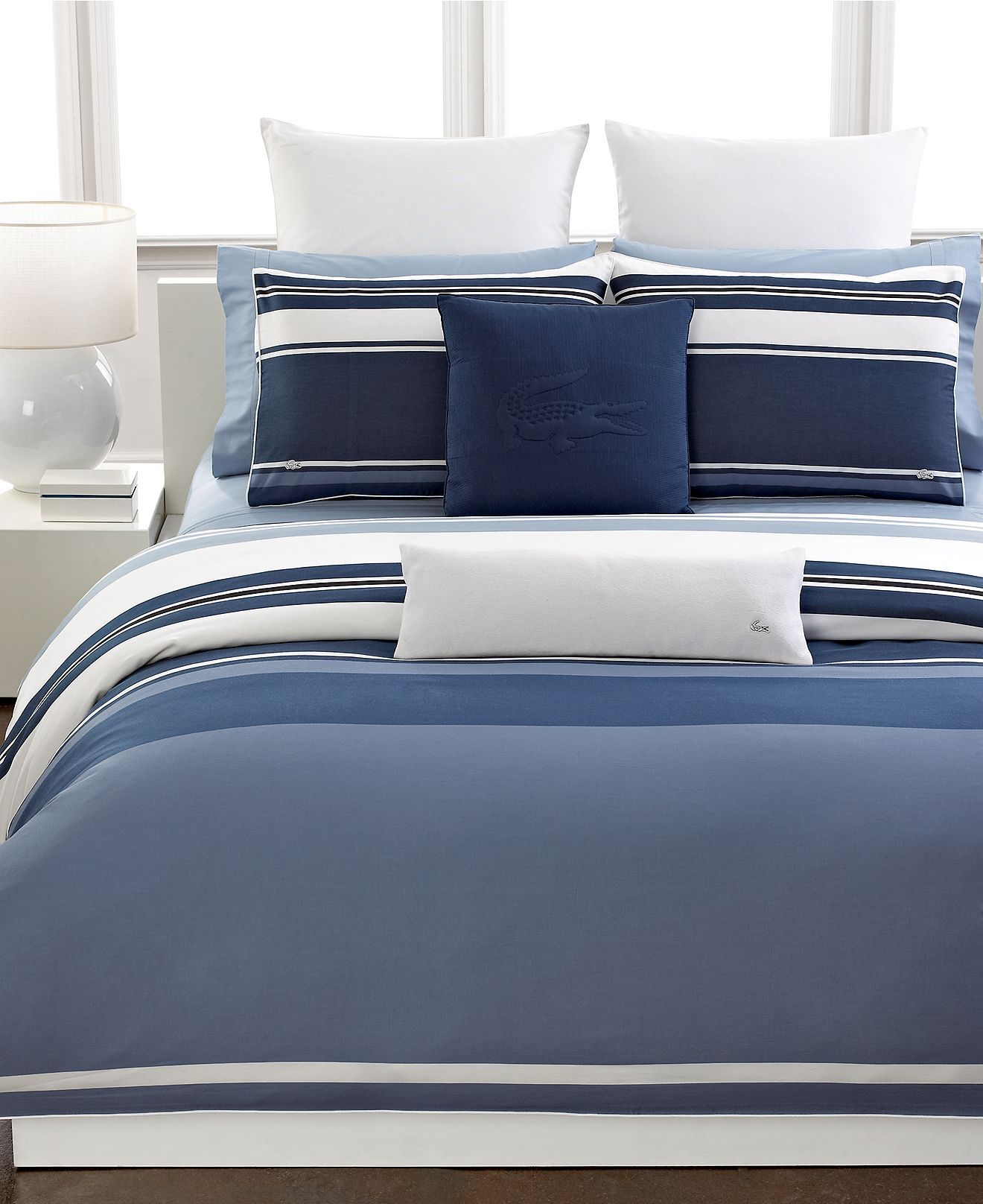 Lacoste Bedding, Borego Collection - Bedding Collections - Bed ...