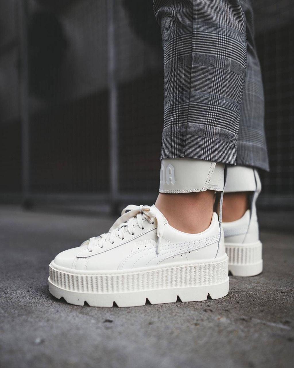 chaussure puma creeper femme