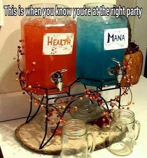 My kinda party. - Imgur