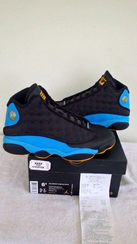 huge discount 2399d 96839 Details about Nike Air Jordan 13 Retro CP PE Chris Paul XIII Sunstone Orion…