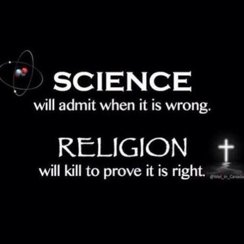 """Science is truth for life""""- 10,000 Maniacs"""