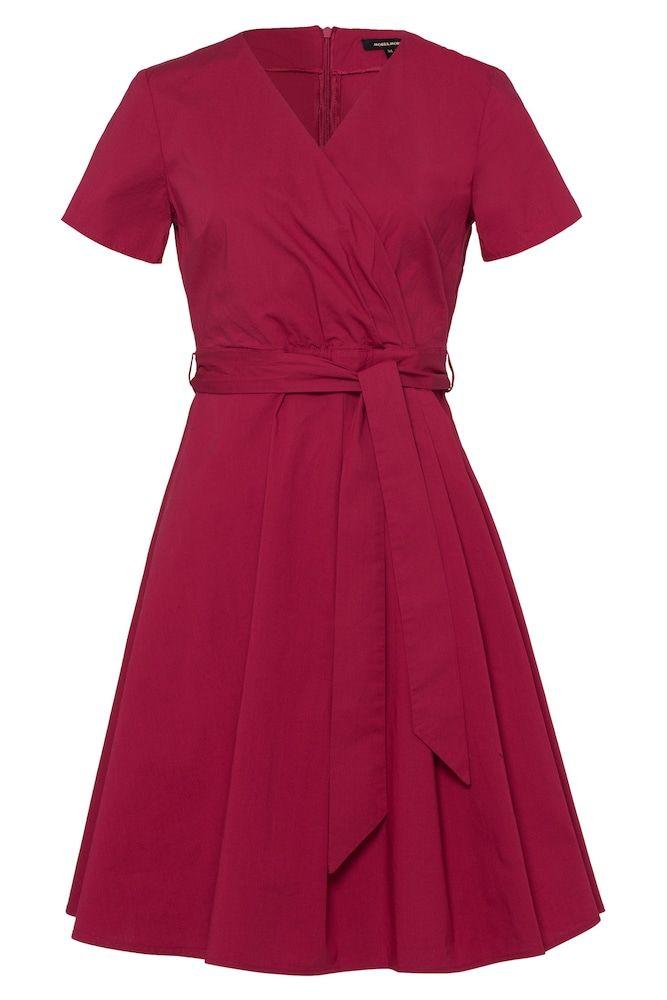 MORE & MORE Kleid Damen, Rosa, Größe 32