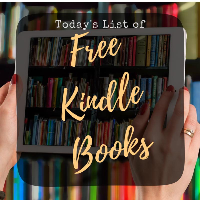Today's Free Kindle Books List Free ebooks on Amazon, No