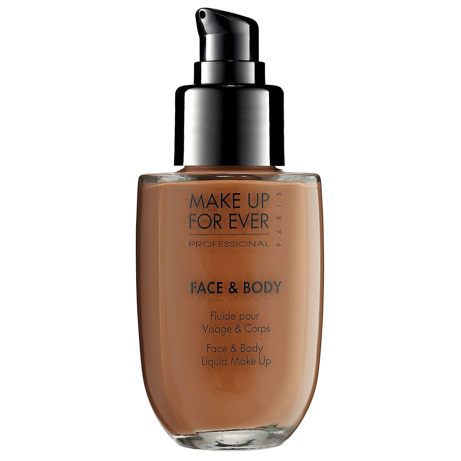 Face & Body Liquid Makeup MAKE UP FOR EVER Sephora