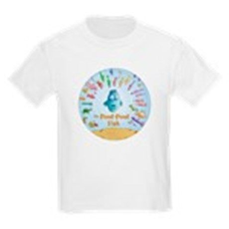 Pout-Pout Fish Kids Light T-Shirt
