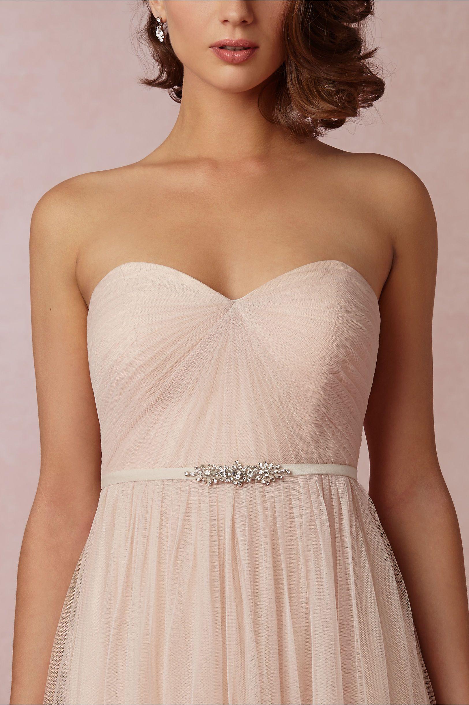 Mischka Bridesmaids Belt by Jenny Yoo | BHLDN