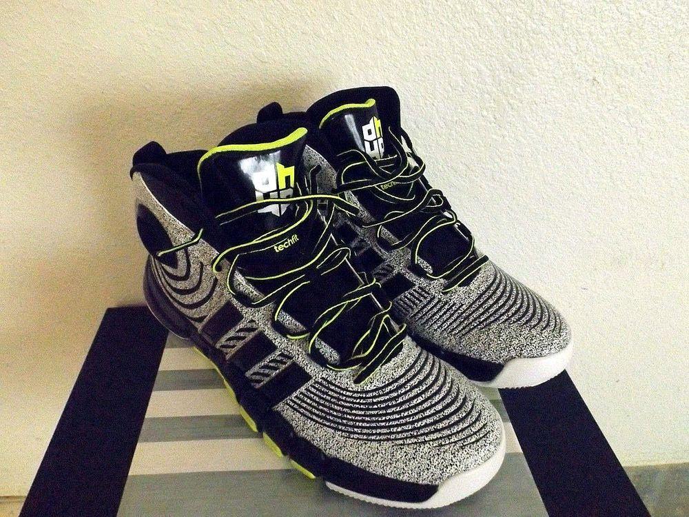 ADIDAS Men's Dwight D Howard 4 Basketball Shoes Size 10.5 Sports Footwear  #Adidas #BasketballShoes