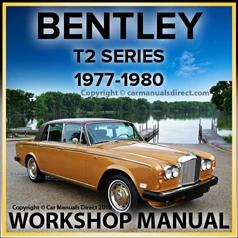 BENTLEY Car Manuals Direct in 2020 Manual car, Bentley