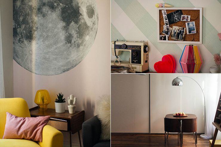 HOME SWEET HOME II Interiors, Modern and Walls