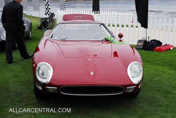 Ferrari 250 Gto 64 Scaglietti Berlinetta Sn 4091gt 1962 With