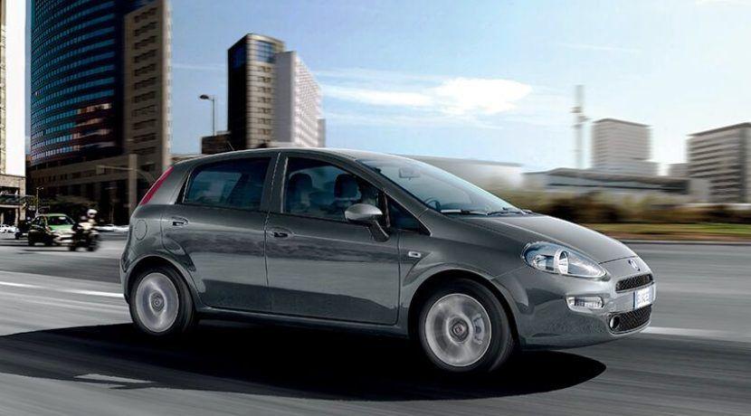 Fiat Para La Produccion Del Punto En Melfi Ante La Caida En Ventas