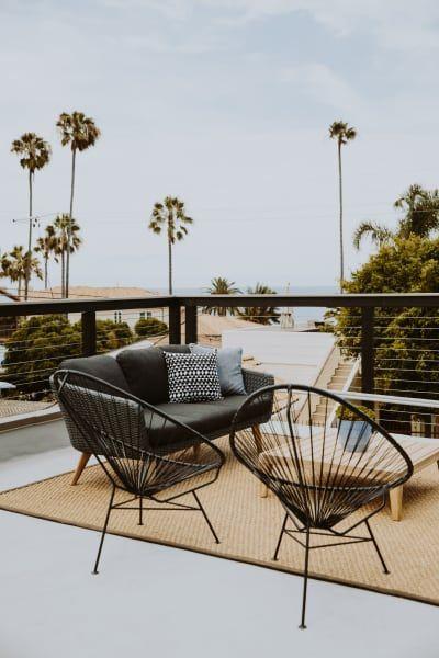 San Diego Surfer Style Bachelor Pad Home Tour