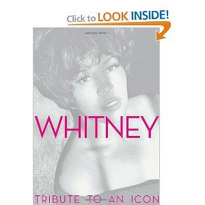 Whitney Houston Coffee Table Book. I Want.