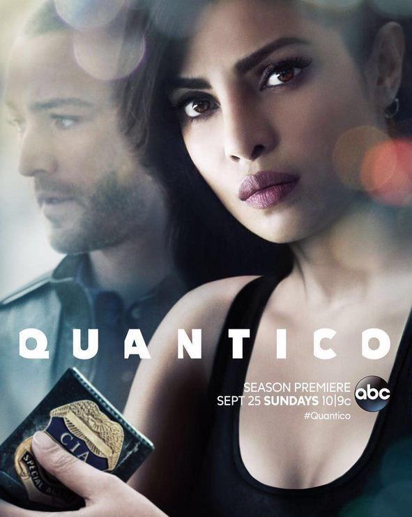 مسلسل Quantico الموسم الثاني الحلقة 1 Quantico Tv Show Quantico Season 2 Quantico