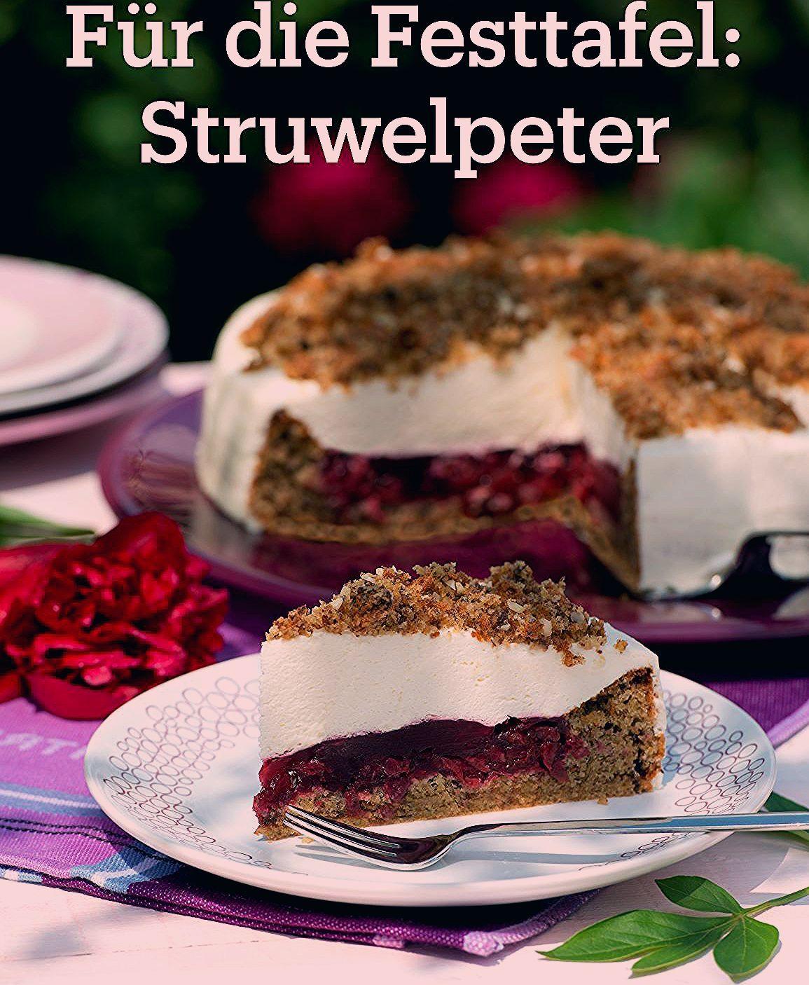 Photo of Struwwelpeter alias Kirsch-Sahne-Torte
