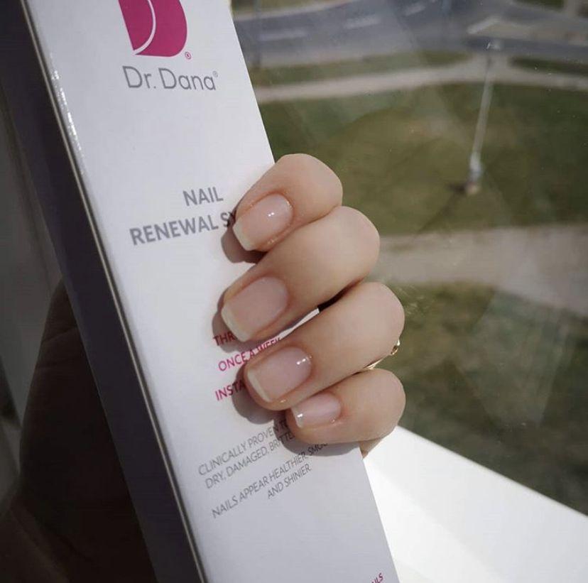 50 25 Off Dr Dana Nail Renewal System Promotion 2021 Catalog Renew Nails Nail Polish