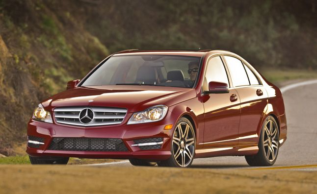 2015 Mercedes C Class To Offer Diesel Engine With Images Used Luxury Cars Best Used Luxury Cars Mercedes Benz
