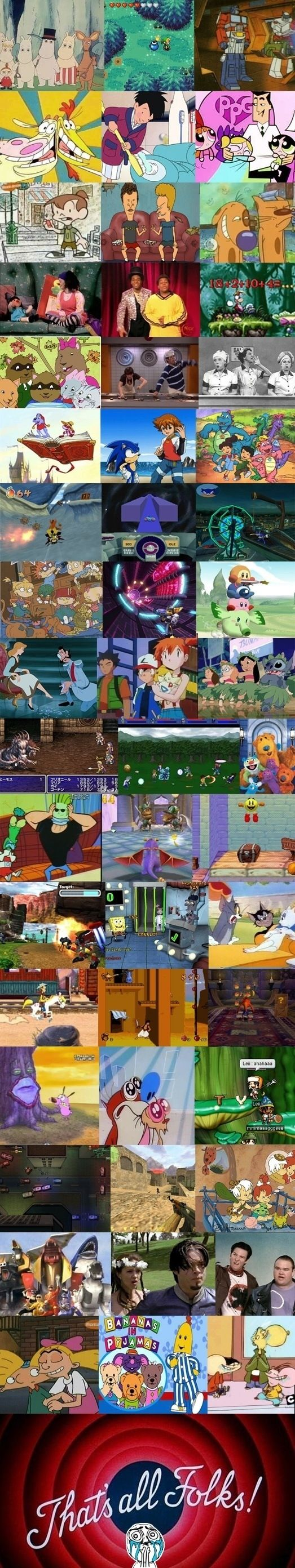 I miss the 90s...