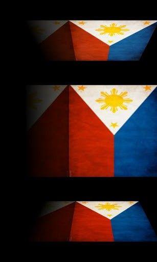 Filipino Flag Iphone Wallpaper