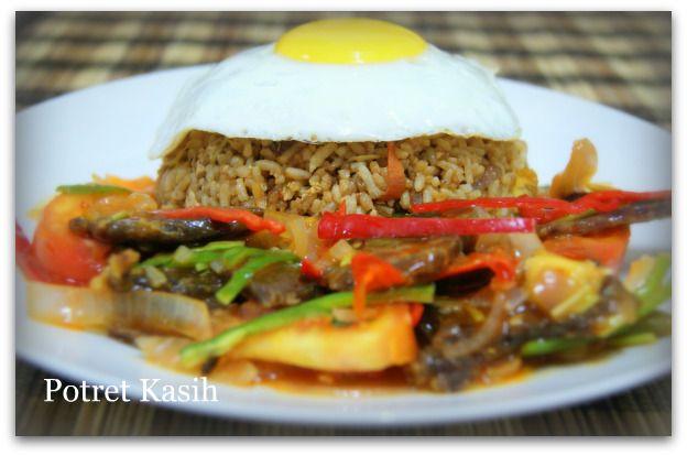 Nasi Goreng Usa Resep Makanan Makanan