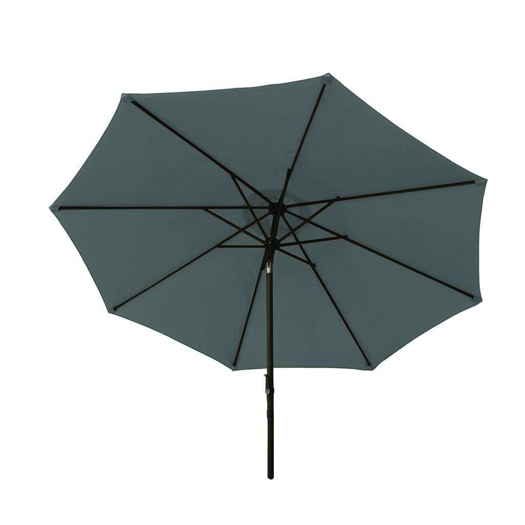 9-ft Patio Umbrella with Aluminum Frame, Crank & Tilt: Bliss Hammocks