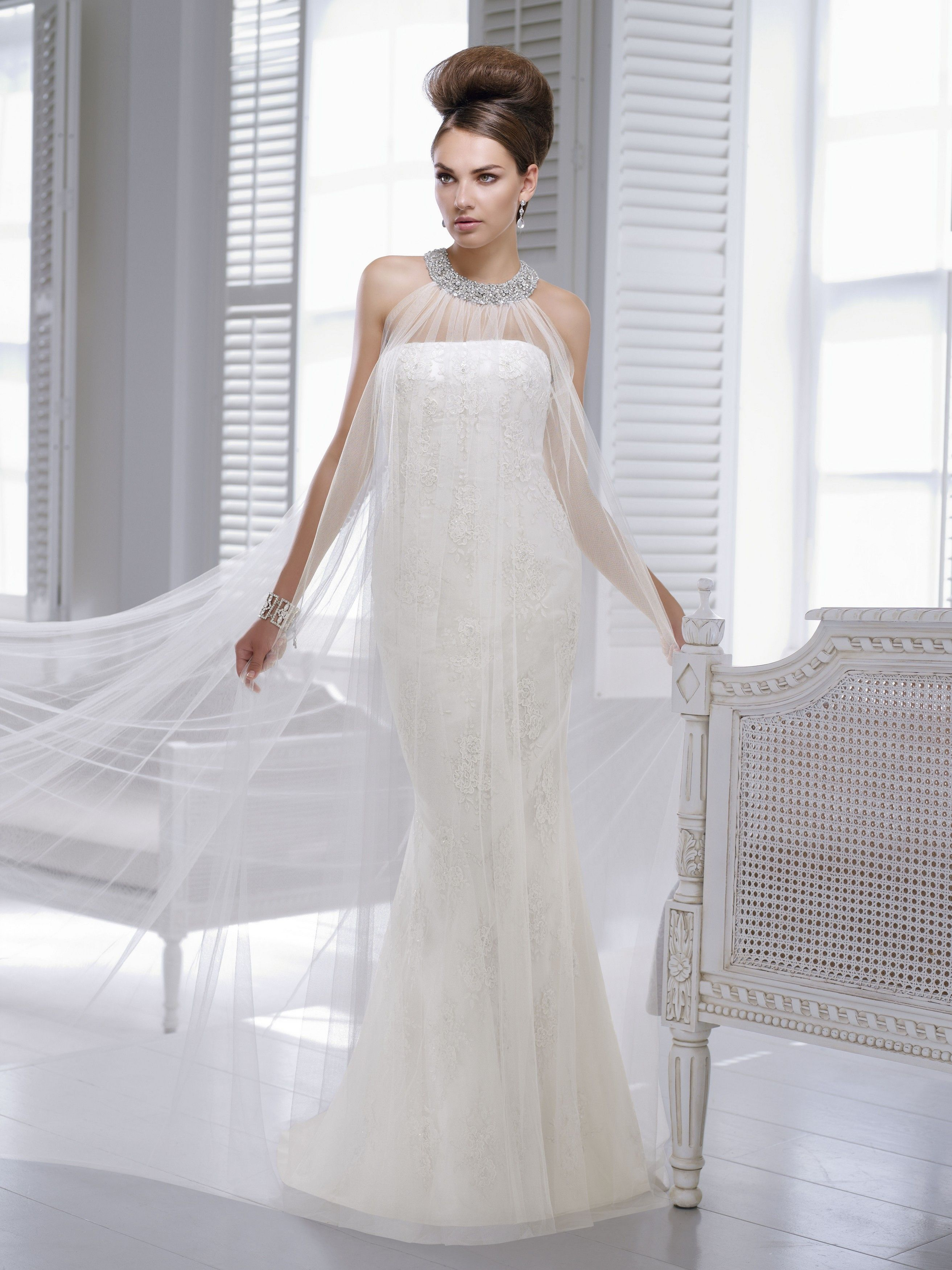 RONALD JOYCE INTERNATIONAL - Wedding dresses and bridal gowns | Fit ...