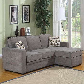 huge selection of 6737c 7d56c Small Sectional Sofas & Couches for Small Spaces | Tiny home ...