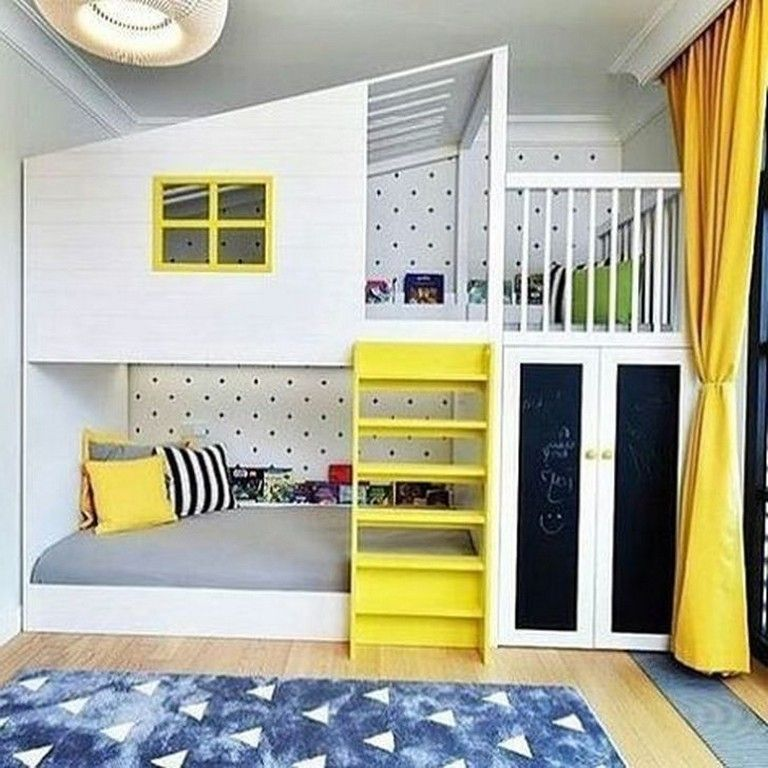 49 Cozy Bedroom Design Ideas For Your Kids That You Must Try Now