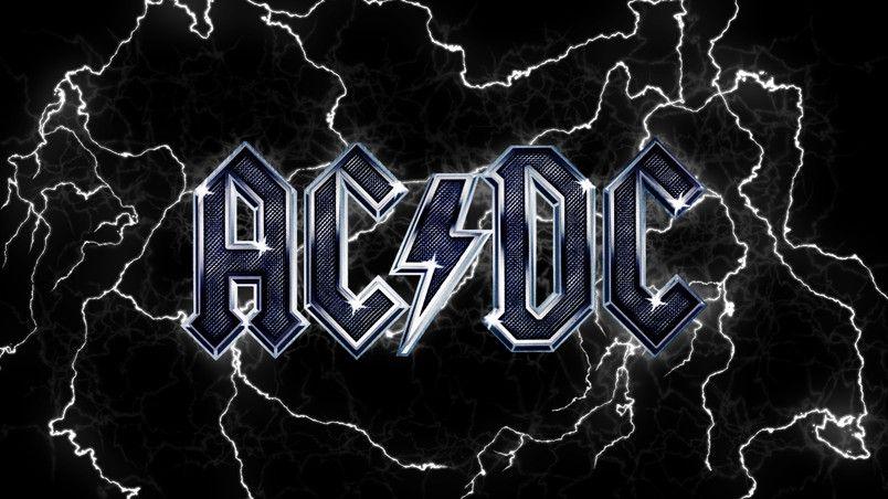 Ac Dc Lightning Hd Wallpaper Acdc Wallpaper Acdc Acdc Logo