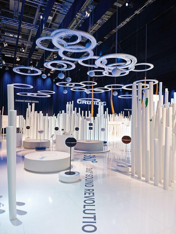 D Exhibition Booth Design : M m china modular frameless backlit exhibition booth design
