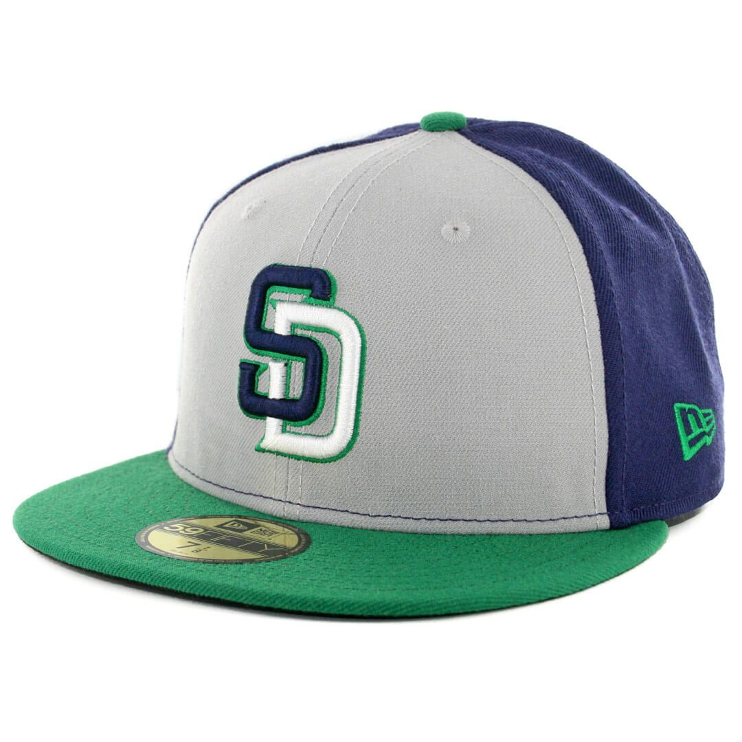 New Era x Billion Creation San Diego Padres Mutlicam Ripstop Camouflage 59Fifty FItted Hat.