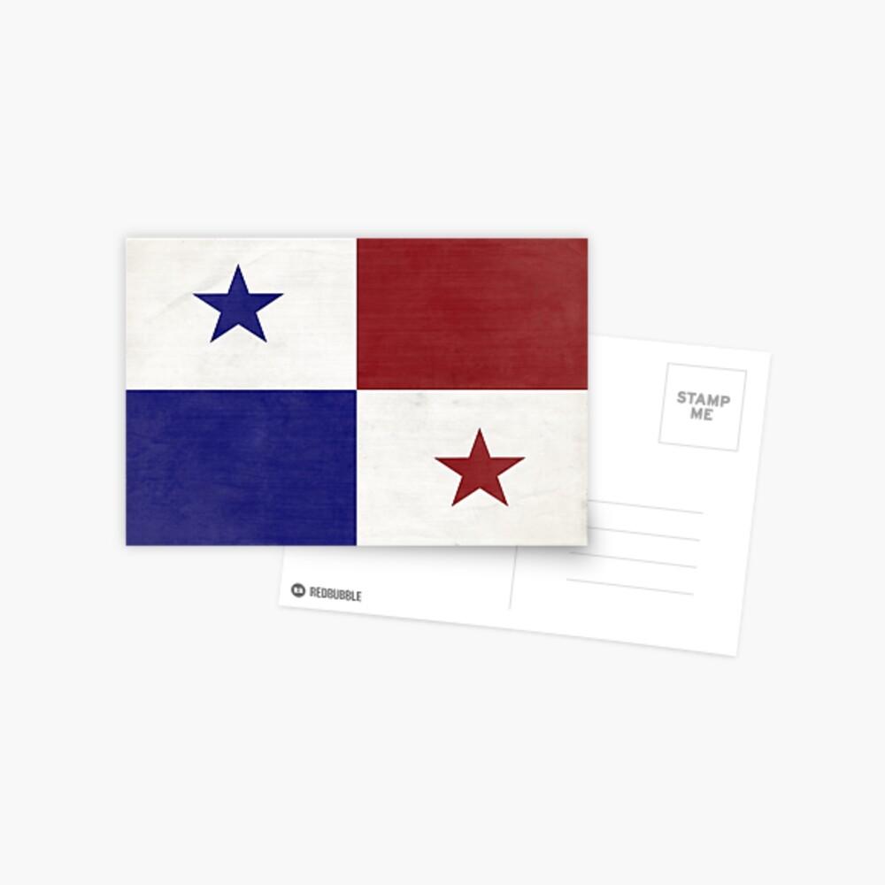 Panama Flag Greeting Card By Leslie Montgomery Panama Flag Printed Cards Flag