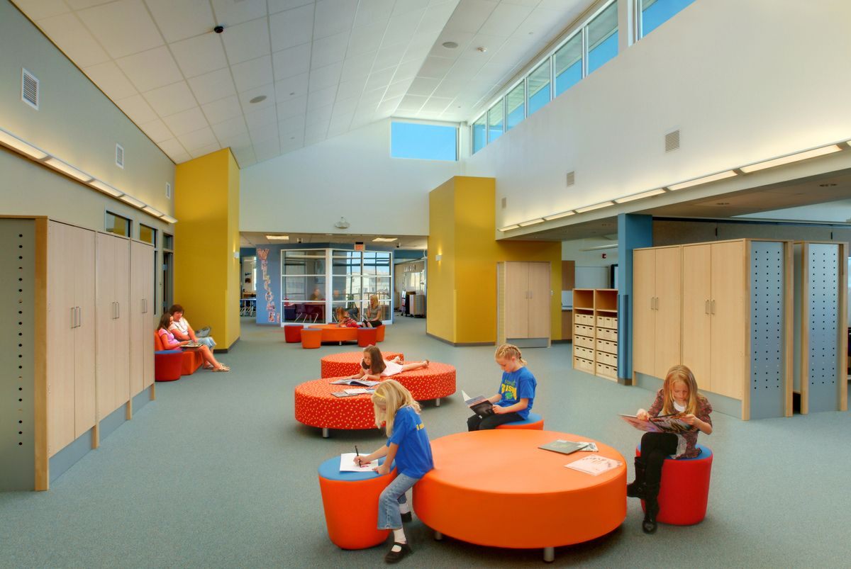 Summit Elementary School Lee H Skolnick Architecture Design