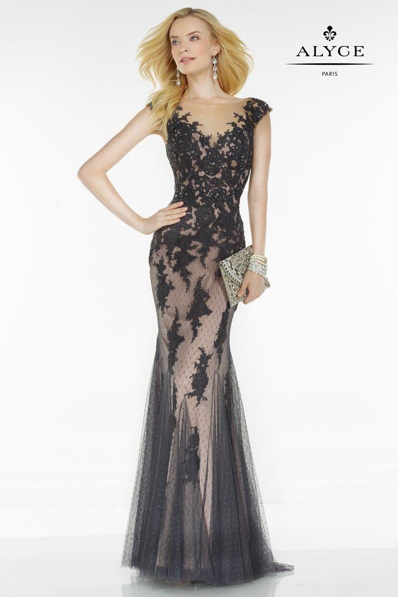 Black Label Formal Dress Style 5766 Dresses Pinterest