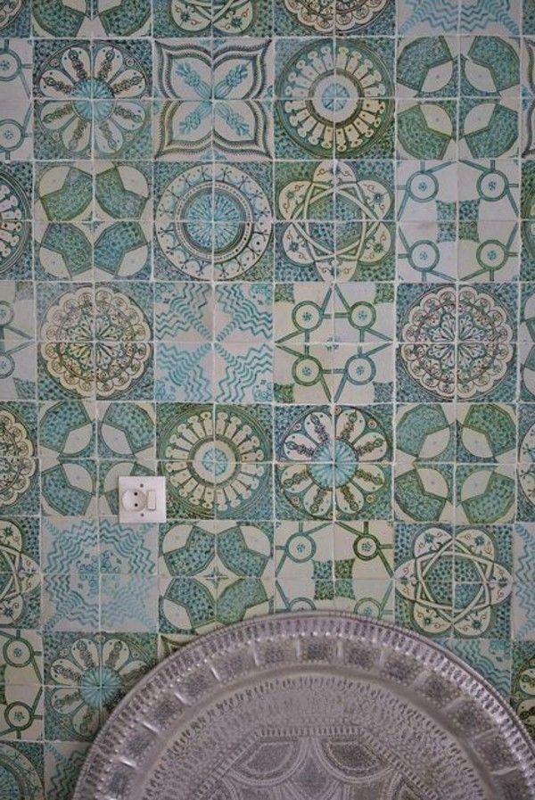 Beautiful Moroccan Tile Bathroom Ideas  Rondeau  Pinterest Extraordinary Moroccan Tile Bathroom Design Inspiration Design