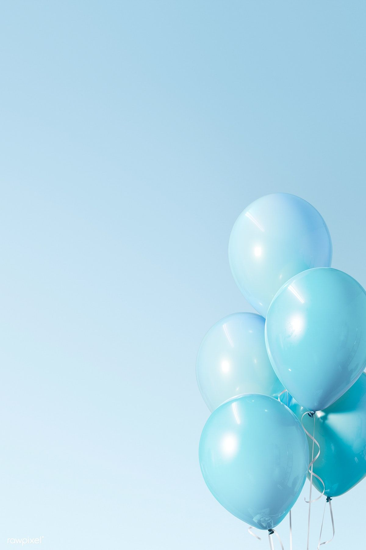 Download premium psd / image of Pastel blue balloons banner mockup by Jubjang about blue ballon, Birthday boy, birthday background, birthday balloon, and its a boy 1224772