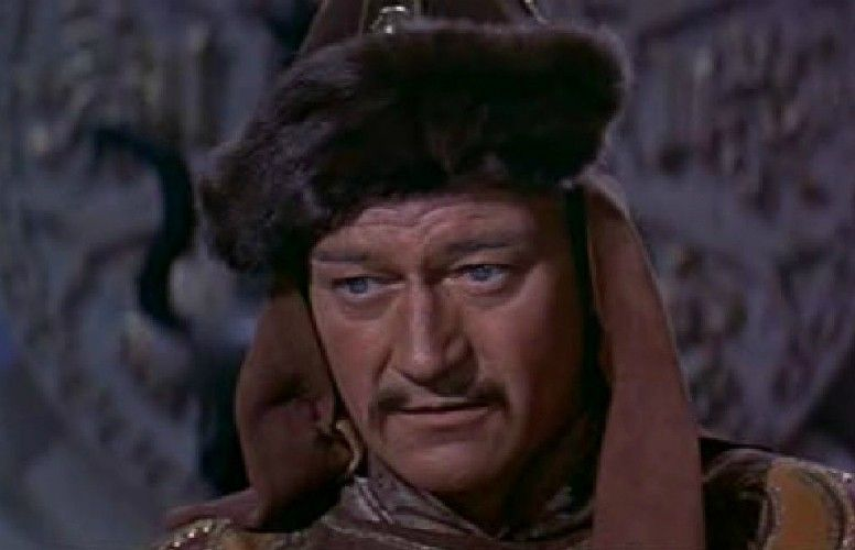 Everything You Need To Know About Parenting In 8 Genghis Khan Quotes John Wayne Genghis Khan John Wayne Movies