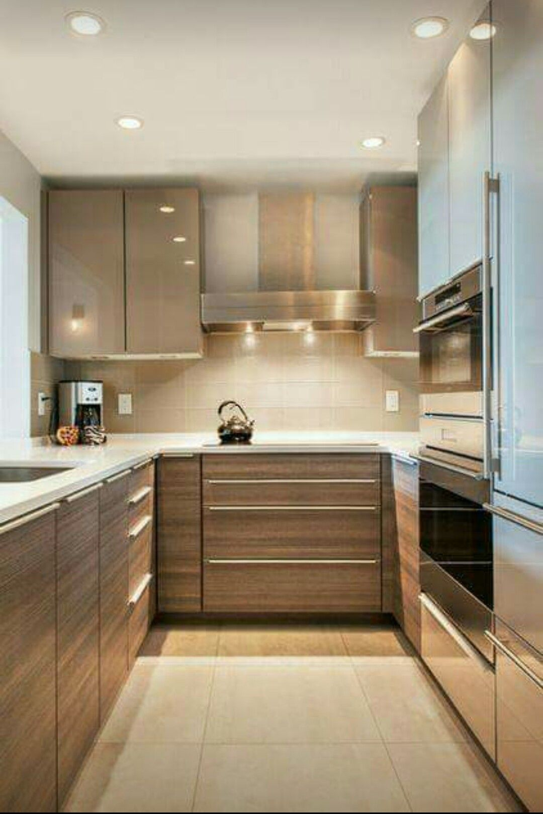 Nice Cabinet Style Kitchen Design Modern Small Small Modern Kitchens Kitchen Design Small