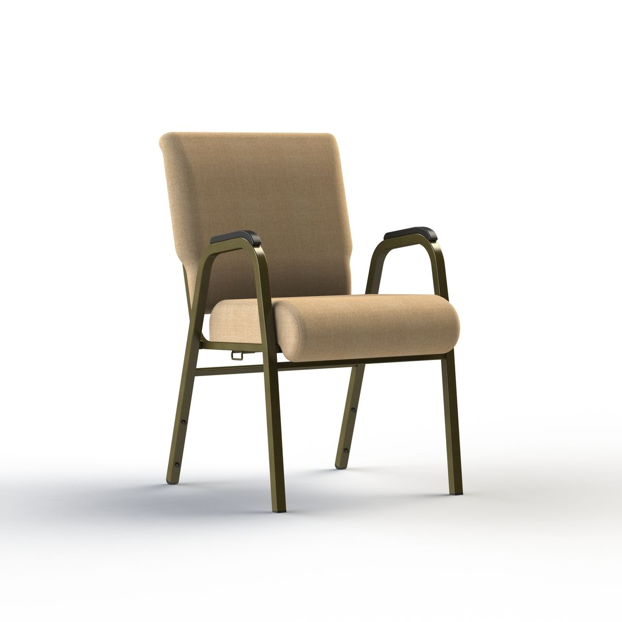 The Arm Chair Has All The Best Features Of The Church Chair Only