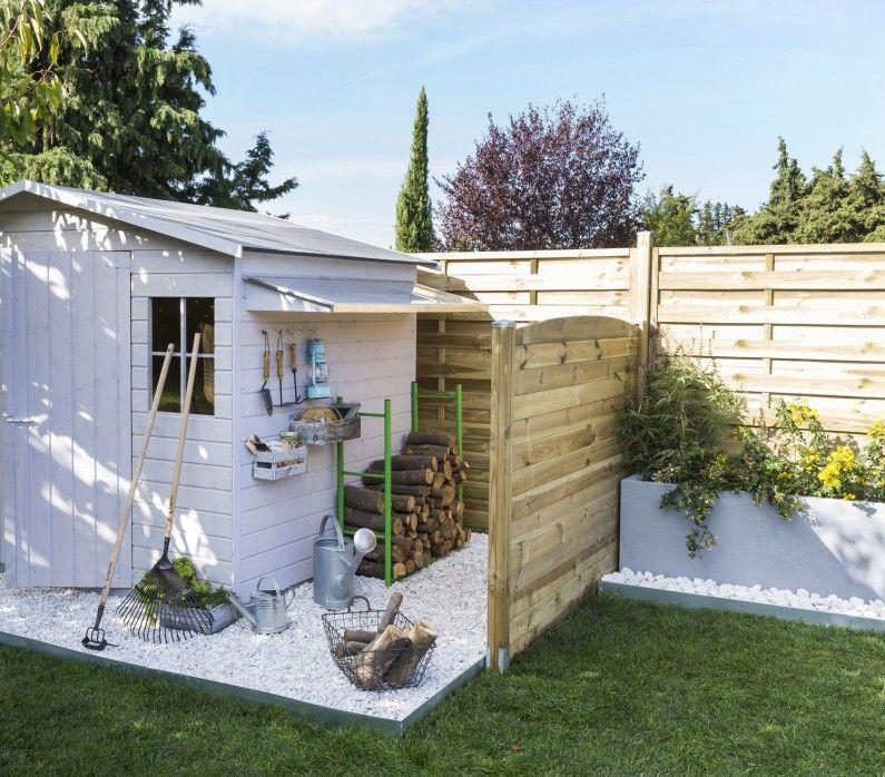Cabane / Grange Jardin NATERIAL | Déco & rangement | Outdoor decor ...