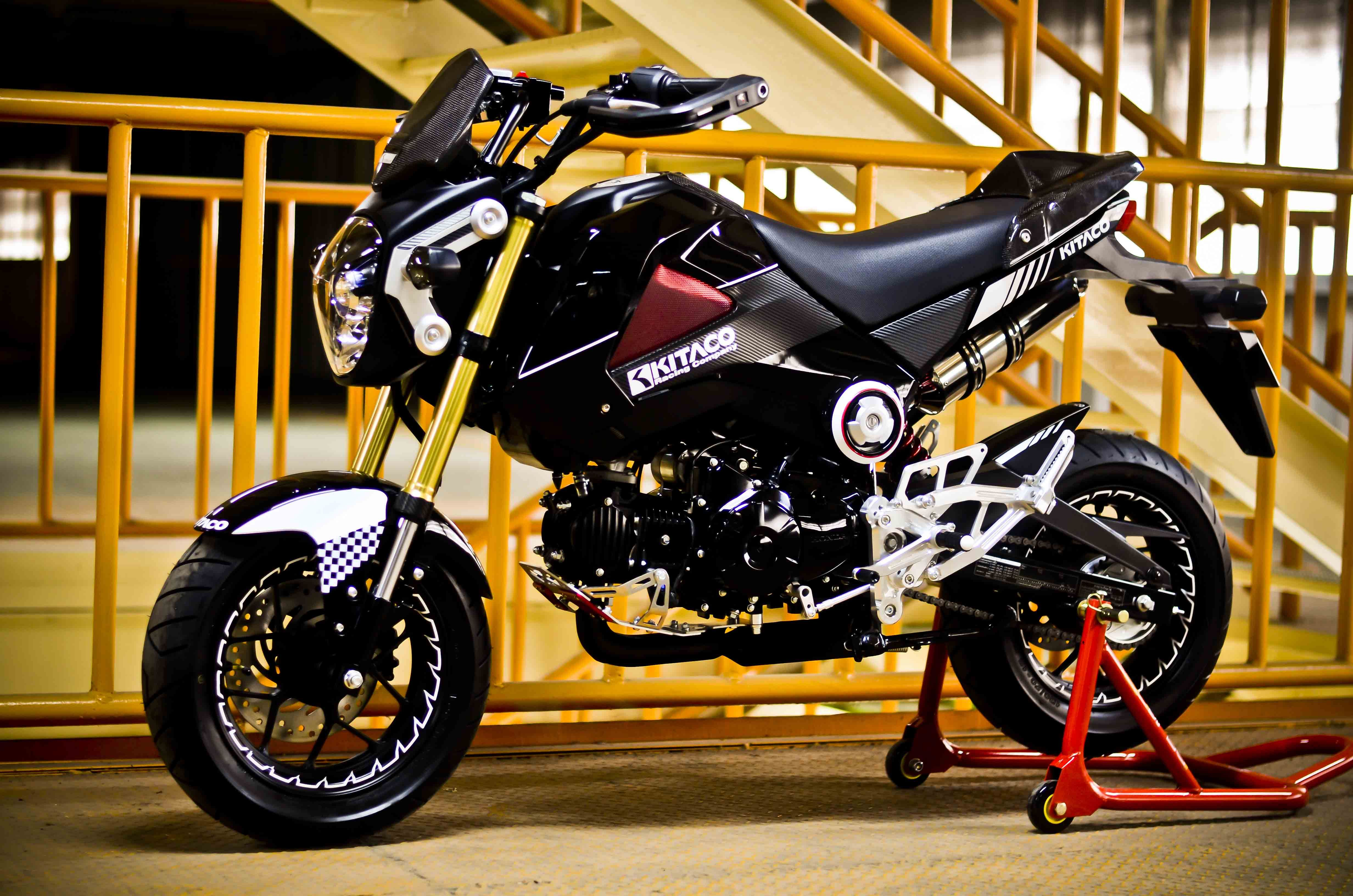 honda msx125 msx nan lmaz pinterest honda. Black Bedroom Furniture Sets. Home Design Ideas