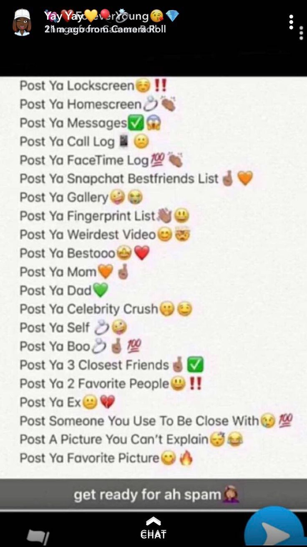 - #snapchat #snapchatquestiongame